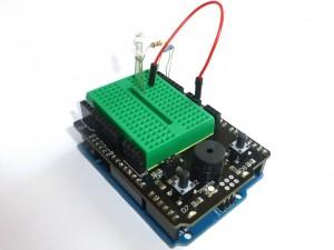 ArduPRENDE con LED RGB de inserción