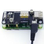 USB SHOE para Raspberry Pi Zero