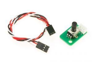 Cable y Ladrillo Potenciómetro de la plataforma Furacos