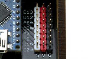 Conector GVS de Caparrucia